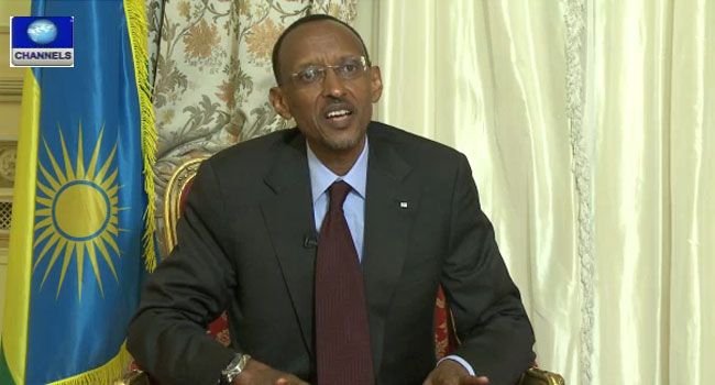 Rwanda President Puts Third Term Bid On Referendum's Outcome