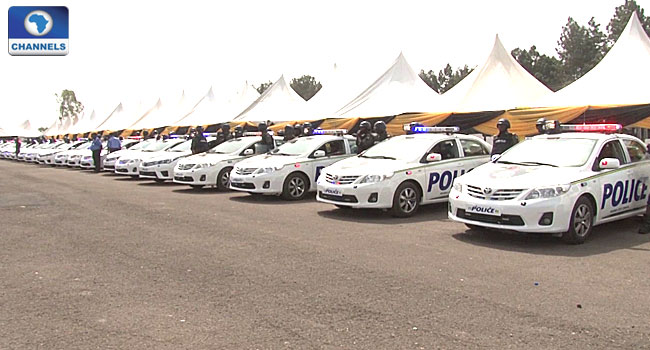 Obiano Gives Police Security Cars To Boost Security