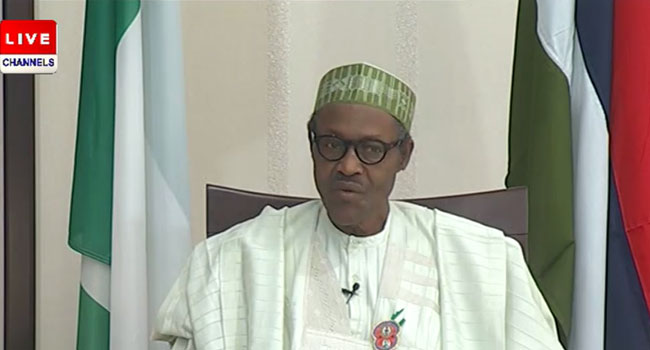Anti-Corruption Summit: Buhari's Advance Party Leaves Sunday Night