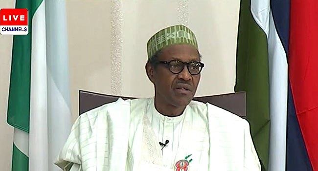 Woman Donates Pension To Buhari's War Against Corruption