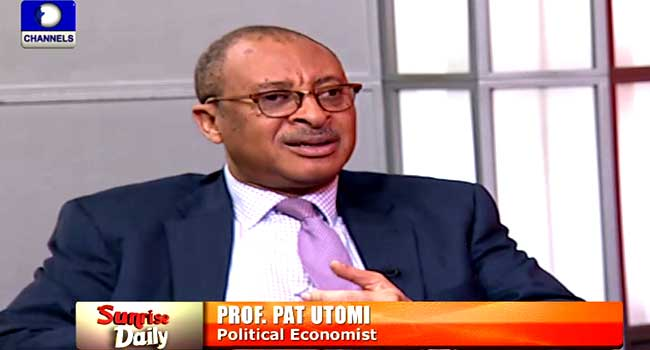 I Consider The Budget Process A Joke – Utomi