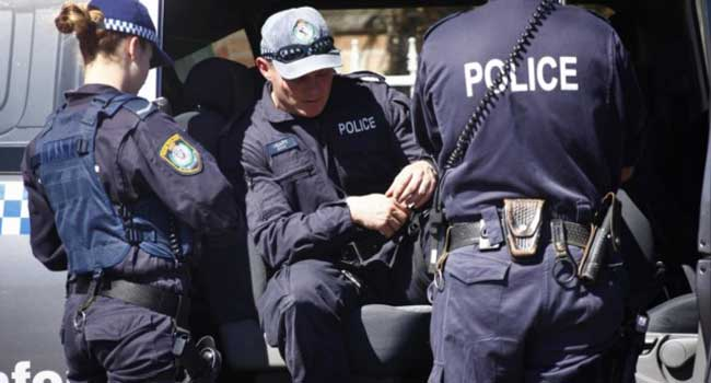 Sydney Police Arrest Terror Suspects