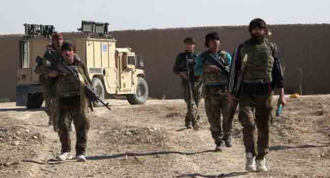 Afghan Police Fear Taliban Capture In Helmand's Sangin