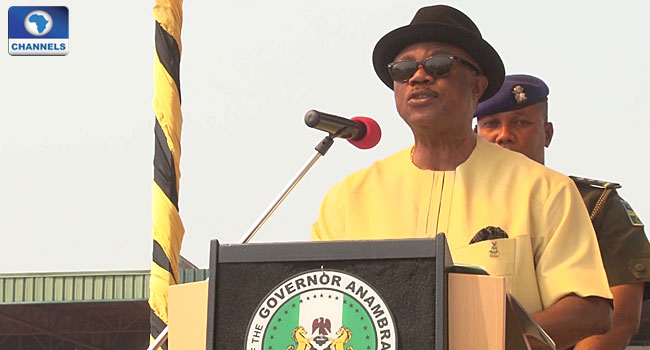 Obiano Swears In Youngest Commissioner To Manage State's Economy