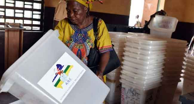 Voting Starts In Central African Republic