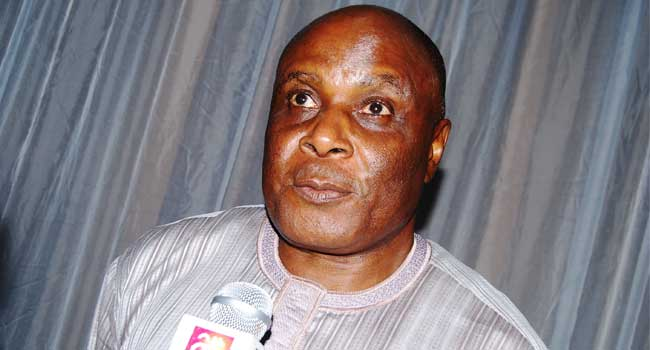 Cross River Ex-Governor, Clement Ebri Defects To APC – Channels