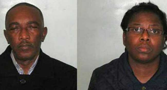 British Couple Jailed For Slavery Of Nigerian Man