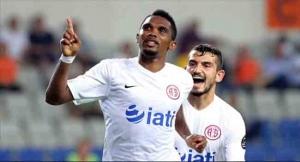 Samuel Eto'o, Antalyaspor