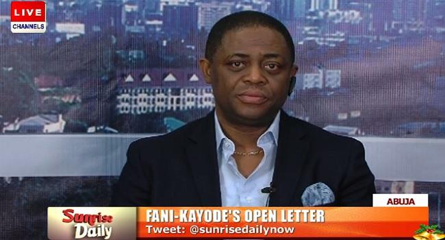 War Against Boko Haram Has Not Been Won – Fani-Kayode