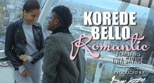 korede bello's romantic video, ranked most watched