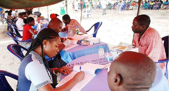 Image result for Aisha Buhari launches free Medical Outreach in Kogi