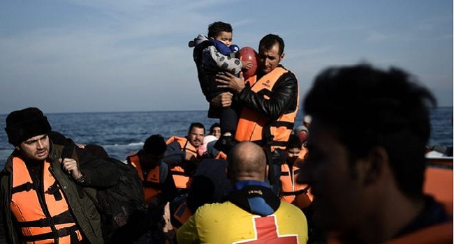 Over 1 Million People Have Entered Europe By Sea – UNHCR
