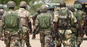 Army Arrests Three Suspected Chadian Boko Haram Terrorists