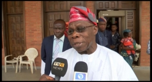 olusegun obasanjo in mop-up operations in northeast