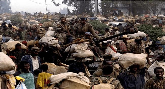 Congo Arrests Rwandan Former Mayor Wanted For Genocide