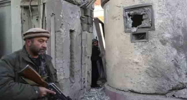 Kabul Embassy Attack: Taliban Fighters Killed
