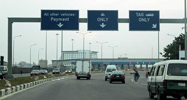 Senate Recommends Return Of Toll Gates