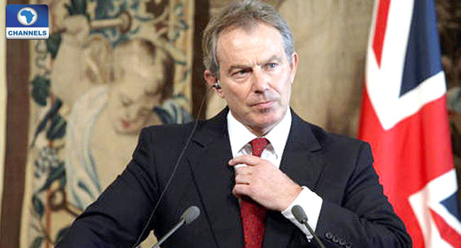 Tony Blair Asks Britain To 'Rise Up' Against Brexit