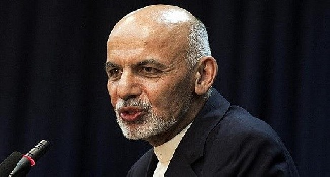 Ghani Wins Re-Election In Afghanistan Presidential Poll