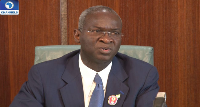 Fashola Tasks Distribution Companies To Raise Capital