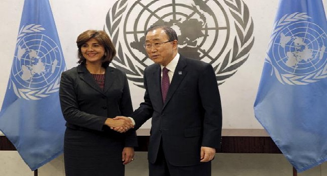 UN Backs Colombia Peace Deal Mission