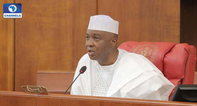 Saraki Seeks New Constitution For Nigeria By Early 2017