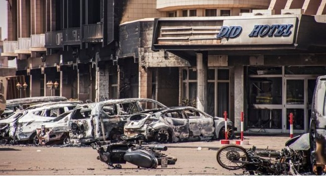 Burkina Faso Attack: Foreigners Killed At Luxury Hotel