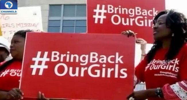 Sambisa Clearance: BBOG Demands Chibok Girls' Whereabouts