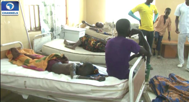 Varsity Hospital Says It Spent 150m Naira On Free Healthcare For IDPs