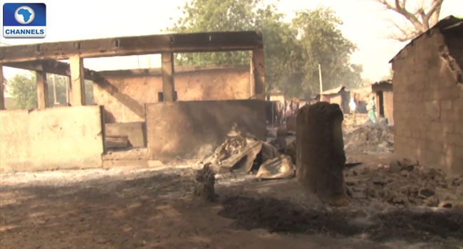 Dalori Attack: FG Urges More Vigilance Among Villagers