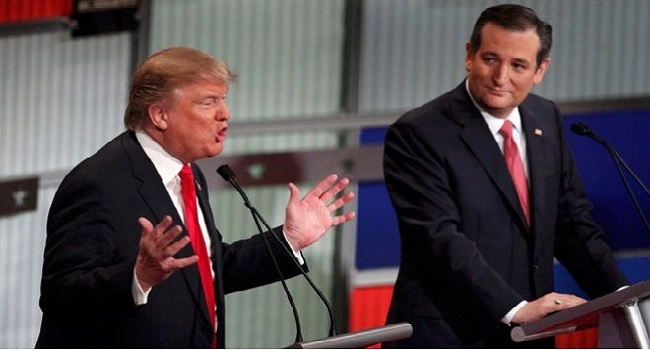 Donald Trump Jabs Ted Cruz Over His Canada Birth