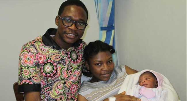 Wife Of Ebola Survivor Delivers Baby Girl