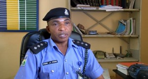 police on boko haram suspects