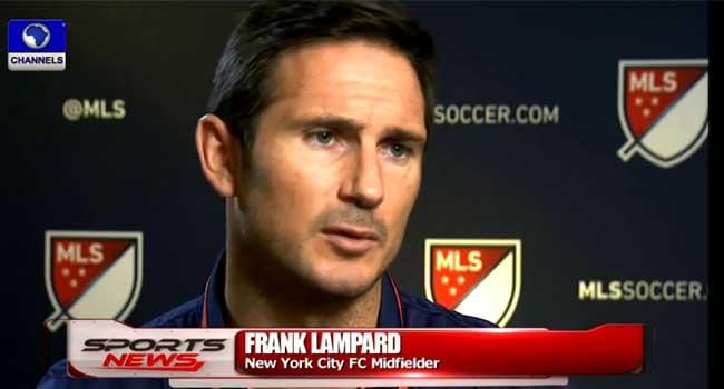 Frank Lampard Says Hiddink Is Perfect For Chelsea