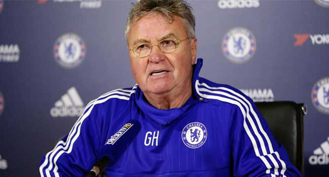 Chelsea Have Quality To Overcome PSG – Hiddink