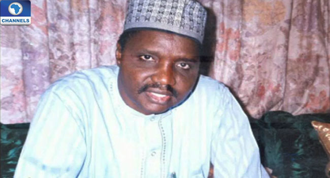 EFCC Gives Reasons For Jafaru Isa's Release