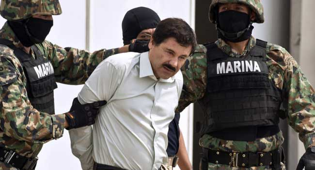 Mexico Begins El Chapo's Extradition To US