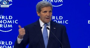 John-Kerry-At-World-Economic-Forum