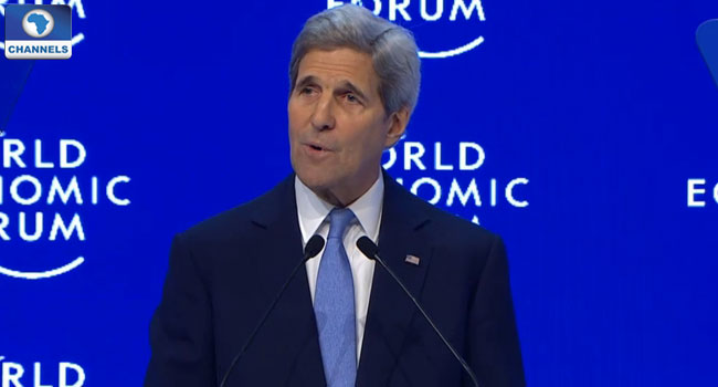 Terrorism Will Not Provoke Us To Abandon Our Values – John Kerry