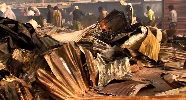 How Several Houses Got Burnt Down Over 50 Naira 'Madiga' Bread