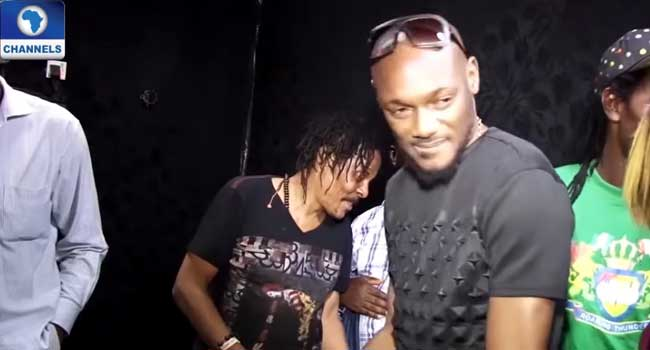 EN Exclusive: Majek Fashek And 2Baba Team Up For New Collabo