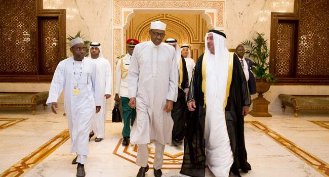 Muhammadu-Buhari-in-UAE-2