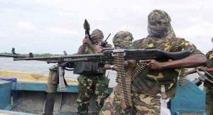 Niger Delta militants amnesty