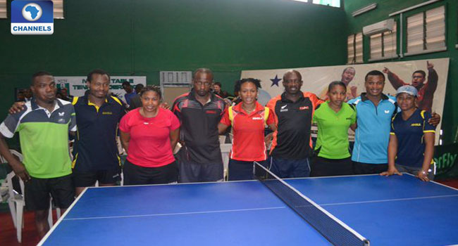 Table Tennis: Nigeria Qualifies For Rio Olympics Team Event