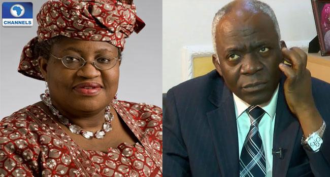 Mass Looting: Femi Falana Responds To Okonjo-Iweala's Statement