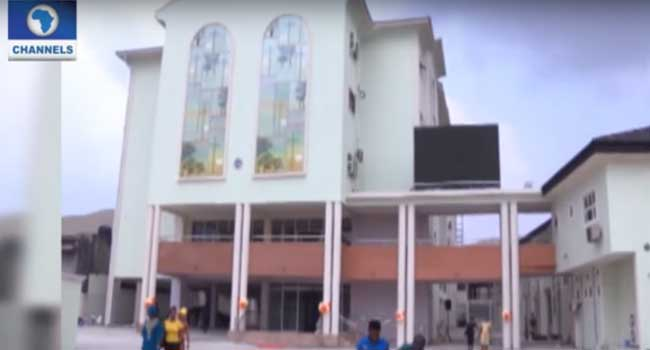 Metrofile: RCCG Rivers Province 5 Dedicates Auditorium