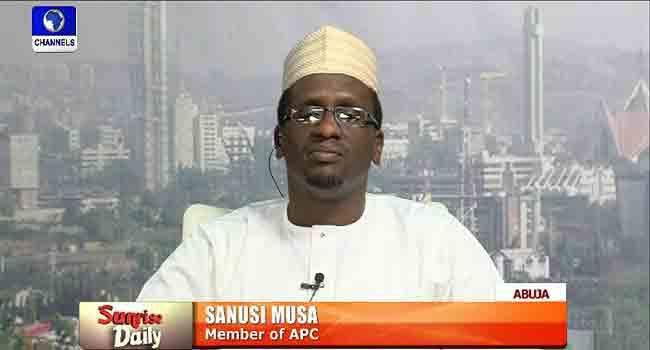 APC Is Winning The Anti-Corruption War, Says Sanusi Musa