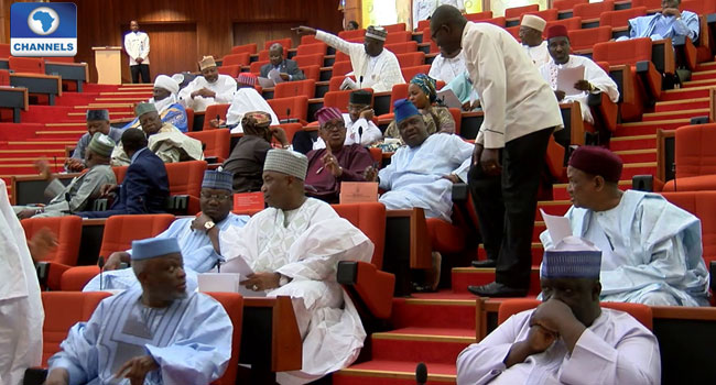 Senate Displeased With Illegal Buildings In FCT