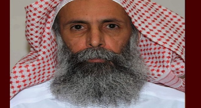 US Warns Saudi Arabia Over Execution Of Shia Cleric