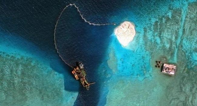 Vietnam-China In Row Over S/China Sea Landing